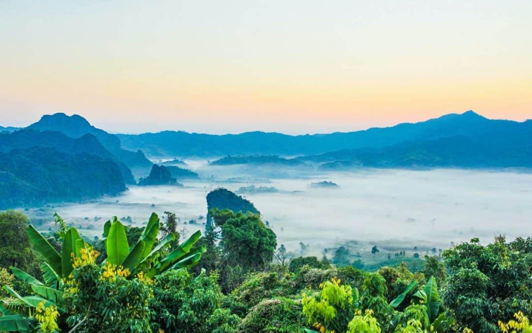 Unterwegs: In Thailand