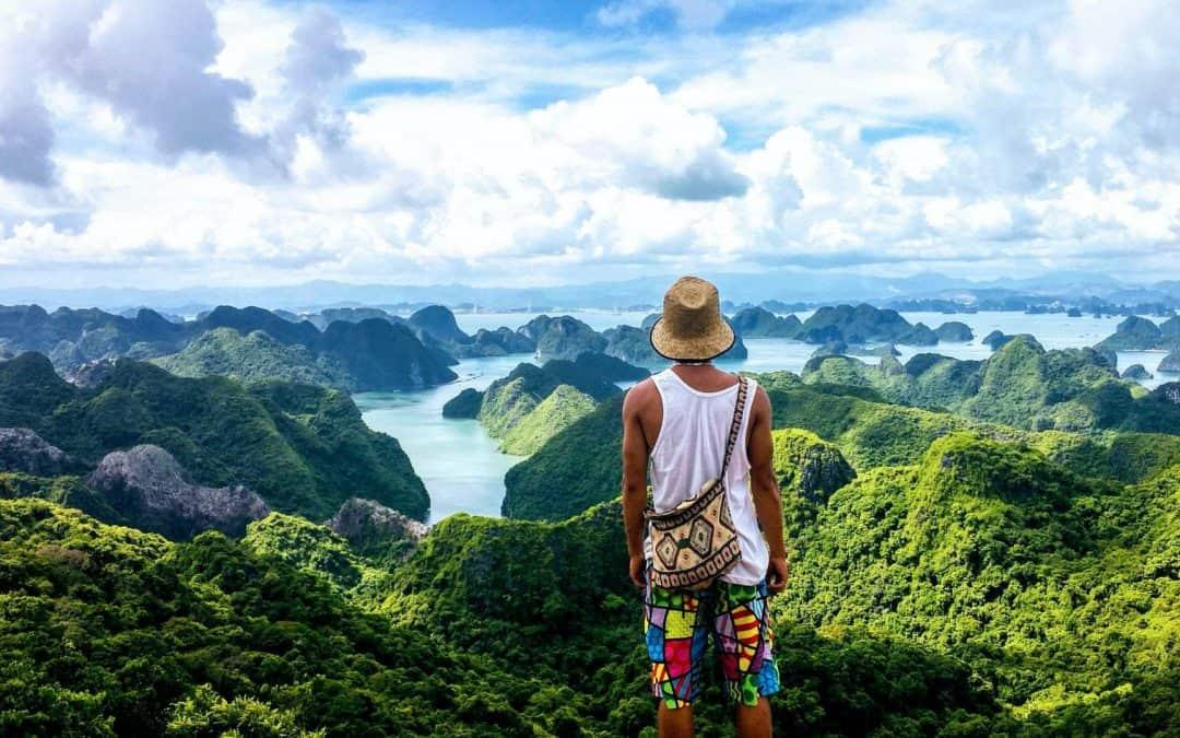 Unterwegs: In Vietnam