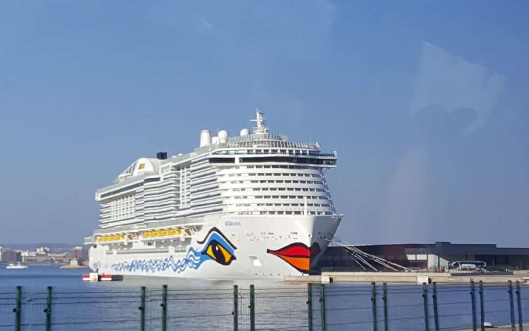 Unterwegs: Auf Kreuzfahrt mit der AIDAnova